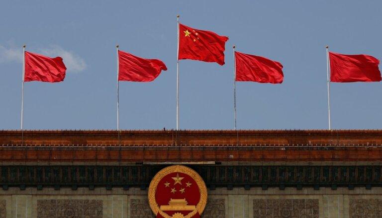Ķīnas ekonomikā otrajā ceturksnī atsākusies izaugsme