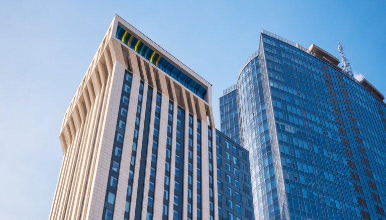 Latvijas operators 'Mogotel' uzsācis četrzvaigžņu viesnīcas pārvaldību Kijevā