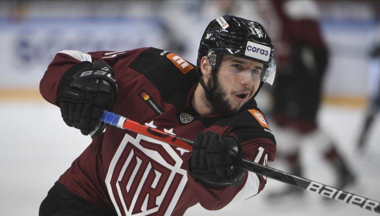 Dzierkals no KHL čempionāta pāriet uz Čehijas komandu 'Škoda'
