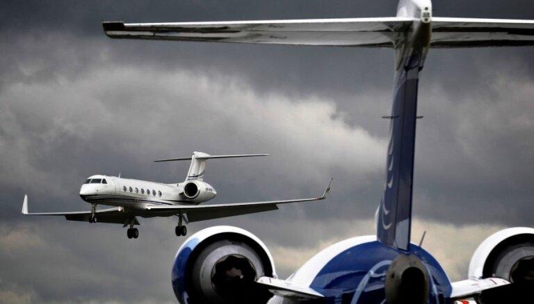 Fotoreportāža: aviošovs Hempšīrā