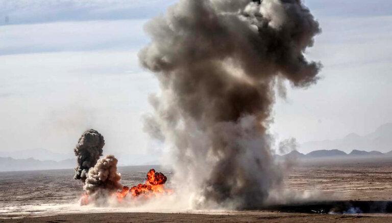 34 солдата США пострадали в результате ракетного удара Ирана 8 января