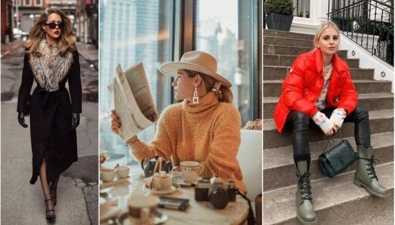 ФОТО. Как одеваться в феврале: 28 идей на каждый день месяца