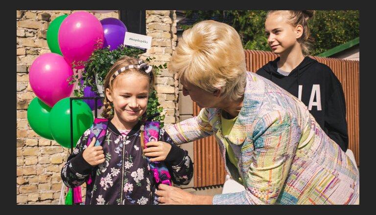 Iveta Vējone: bērniem atbalsts, mīlestība un rūpes ir nepieciešamas ilgtermiņā