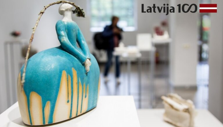 Baltijas keramiķi aicināti pieteikties konkursa izstādei Rotko centrā