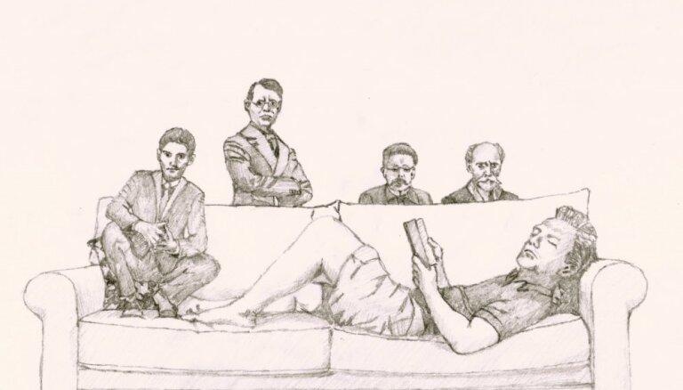 DDT gaidāma pirmizrāde 'Pēc grāmatas motīviem' Valtera Sīļa režijā