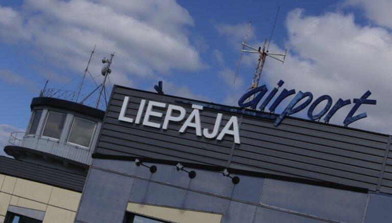 В Лиепайском аэропорту планируется построить новый пассажирский терминал за 2 млн евро
