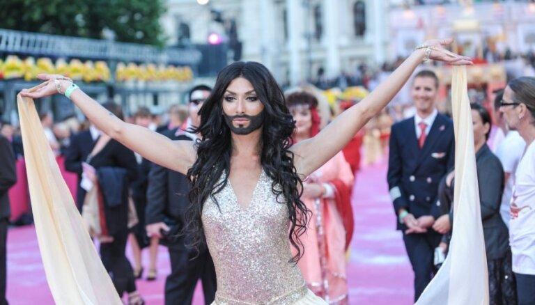 'Eirovīzijas 2014' transvestīts piedāvā savu klipu