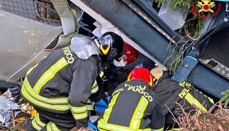 Авария на канатной дороге в Италии: заведено дело о непреднамеренном убийстве