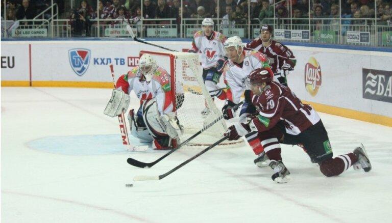 No KHL izslēgtā Novokuzņeckas 'Metallurg' plāno pieteikties VHL