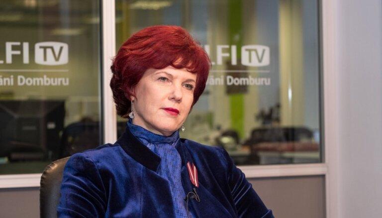 Āboltiņa kļūs par Latvijas vēstnieci Itālijā