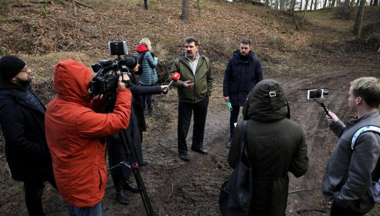 Video: Atlaiž Rīgas zoodārza valdi – dzīvnieku draugu Līdaku un Morozovu (plkst.16:10)