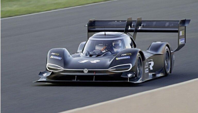VW ar Paikspīkas uzvarētāju plāno uzstādīt arī Nirburgringas rekordu