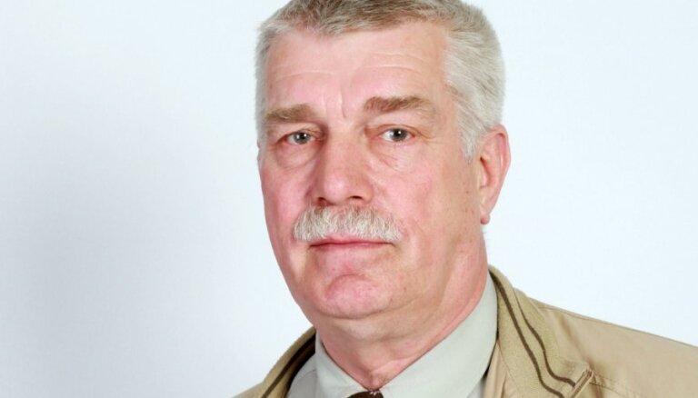 Par Latvijas Pensionāru federācijas vadītāju ievēl Andri Siliņu