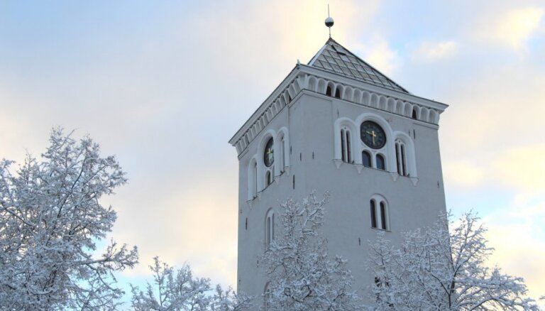 Jelgavas Sv. Trīsvienības baznīcas tornī notiks īpašas atvērtās ekskursijas