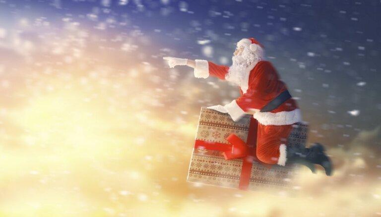 ЦСУ: где в Латвии больше всего ждут Деда Мороза, а где - ждать некому?