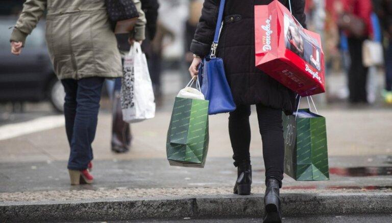 Gada inflācija oktobrī bijusi 2,3%