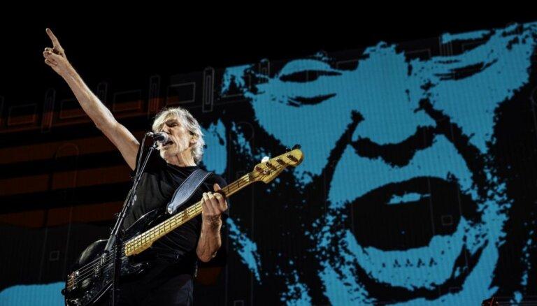 ФОТО, ВИДЕО: Лидер Pink Floyd Роджер Уотерс выступит в Риге с грандиозным шоу