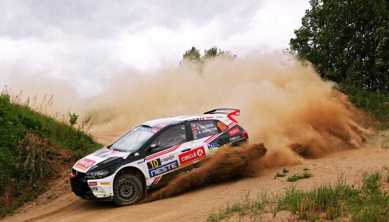Latvijas rallija čempionāts turpināsies ar 'Rally Estonia'