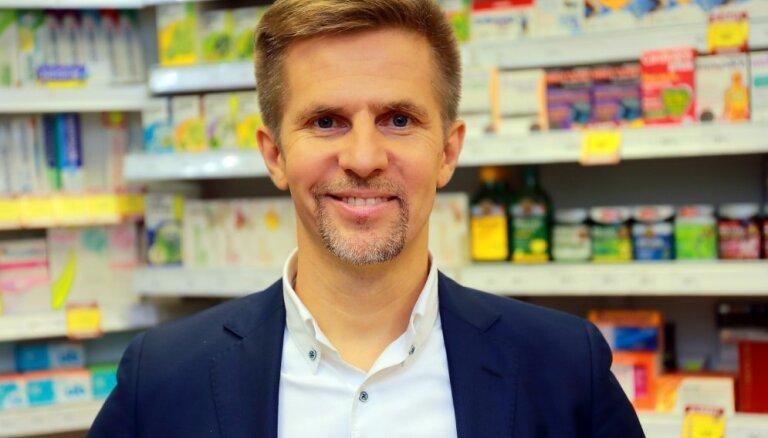 Dmitrijs Juskovecs: Aptiekas nav bodītes ar farmaceitu kā kasieri pie lodziņa