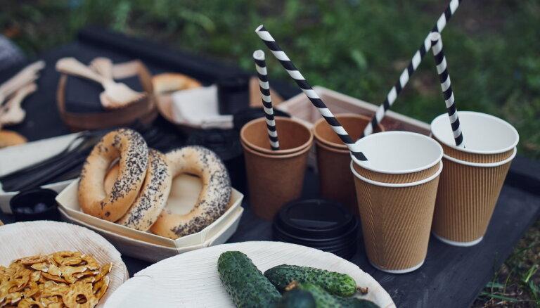 Dabai draudzīgi piederumi Ziemassvētku piknikam – idejas un padomi