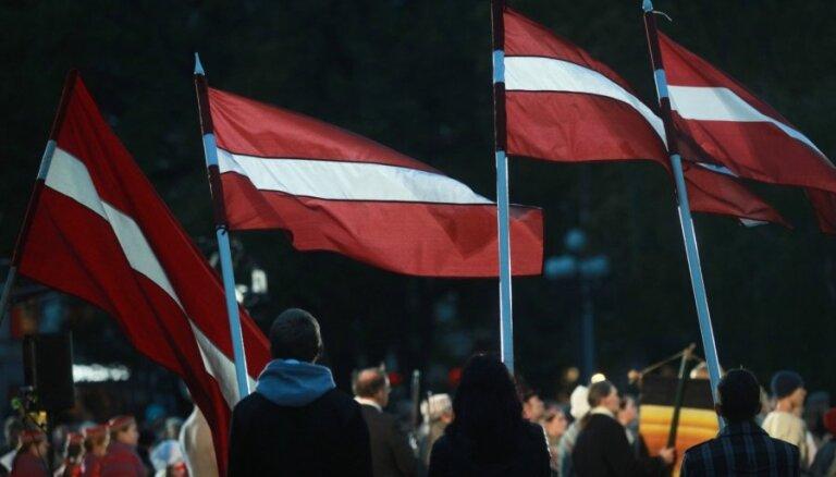 Rīgā norisinās konference par Latvijas Tautas frontes nozīmi. Video tiešraide