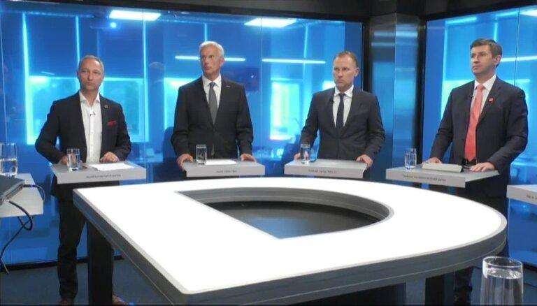 Latviska, pārtikusi un neizmantoto iespēju zeme – premjera amata kandidāti spriež, kas ir Latvija