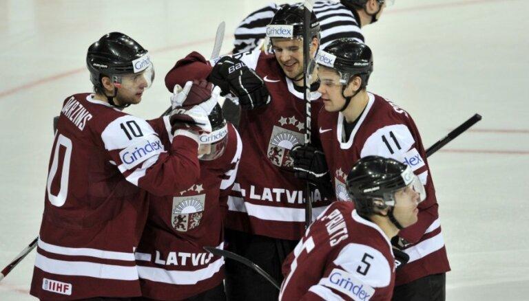 Eksperti: Latvijas izlases sniegums PČ vērtējams pozitīvi; Nolanam jāturpina darbs