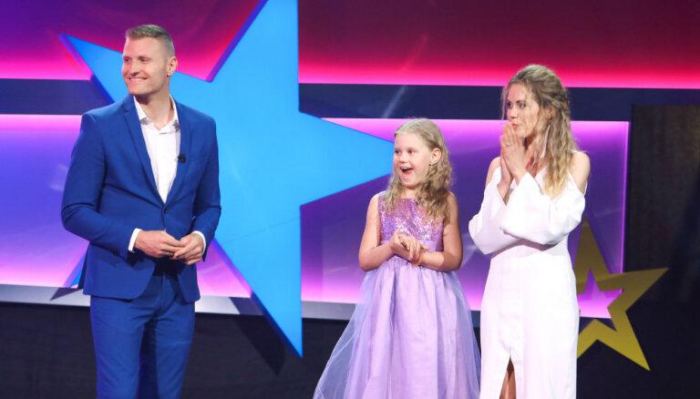 Latviešu slavenības un viņu bērni mirdzēs jaunā TV šovā