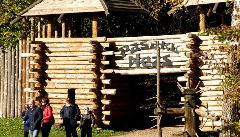 Aicina uz Pasakas midzināšanas svētkiem Tērvetes dabas parkā