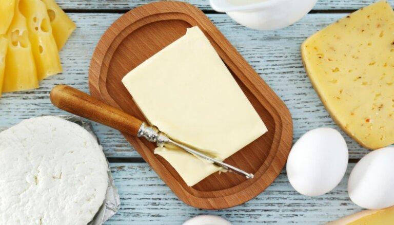 Piena produktu cenu kāpums veikalos neatspoguļojas ražotāju maciņos, pauž LOSP
