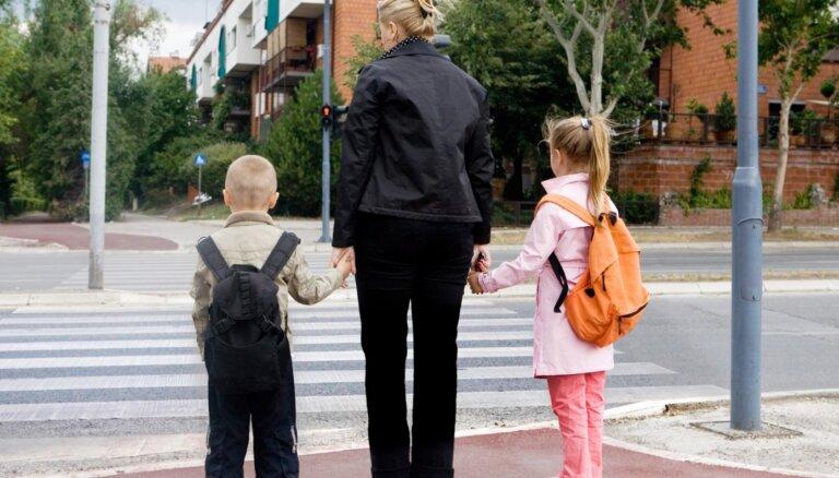 VUGD aicina pirms mācību gada sākuma atgādināt bērniem par drošību