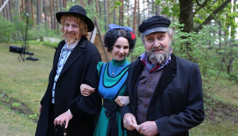 Nacionālais teātris šogad piedāvās 'Skroderdienas 4 olekšu distancē'