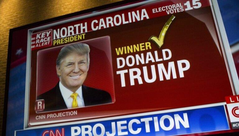 Aptauja: Kā vērtējat Trampa ievēlēšanu par prezidentu?