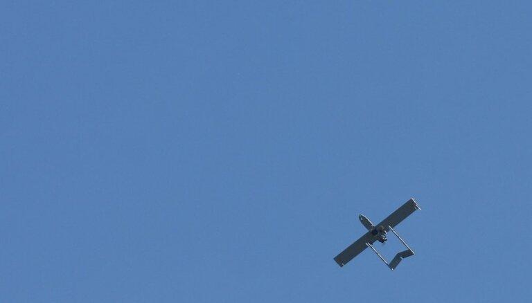 Reuters узнало о российских беспилотниках в небе над Сирией