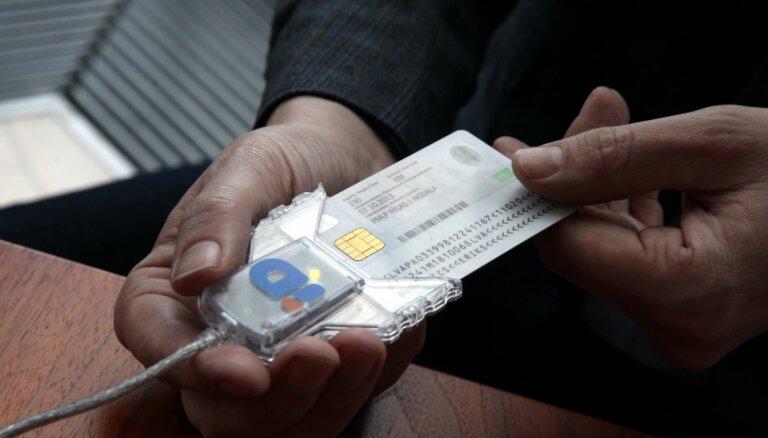 Латвийцы смогут получать э-услуги Эстонии, используя свои eID-карты