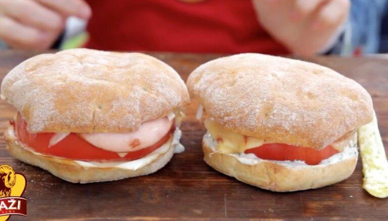 Brokastu burgerīši