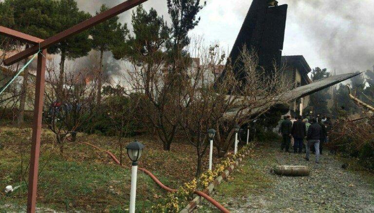В окрестностях Тегерана разбился Boeing 707: выжил только один человек