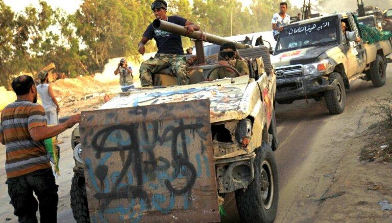 The Telegraph: сотни наемников ЧВК Вагнера поддерживают лидера ливийских повстанцев