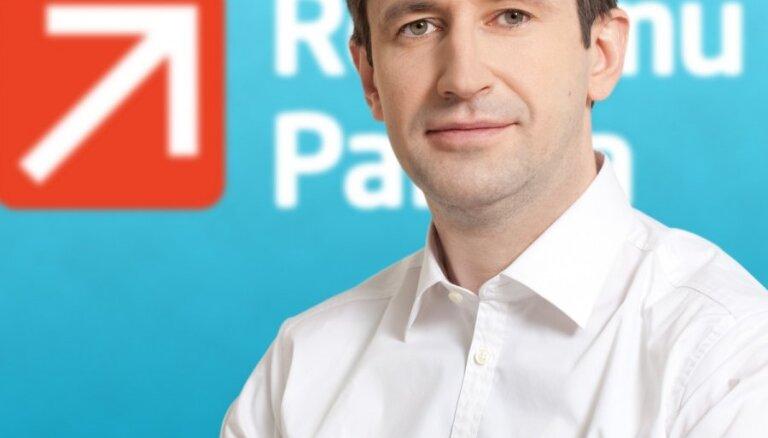 Домбровский не будет претендовать на пост председателя ПР