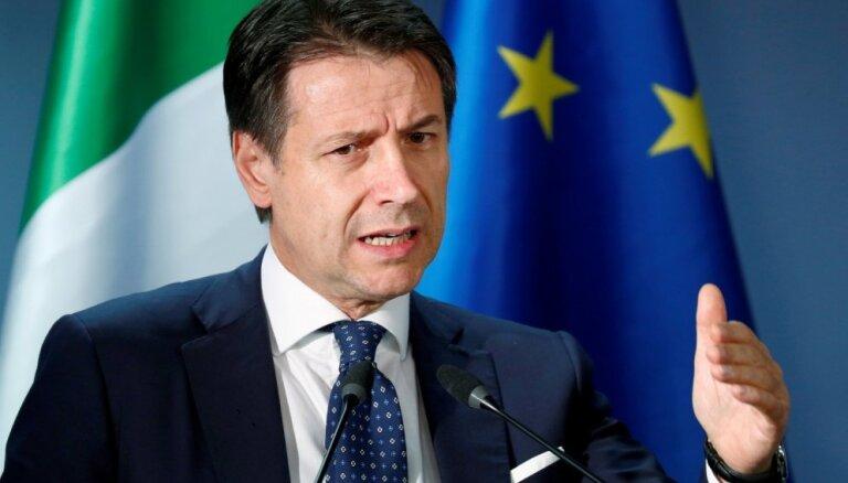 Itālija beidzot vienojas ar EK par nākamā gada budžeta plānu