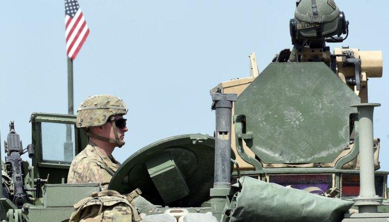 ASV veic pirmo uzlidojumu Somālijā kopš Baidena prezidentūras sākuma
