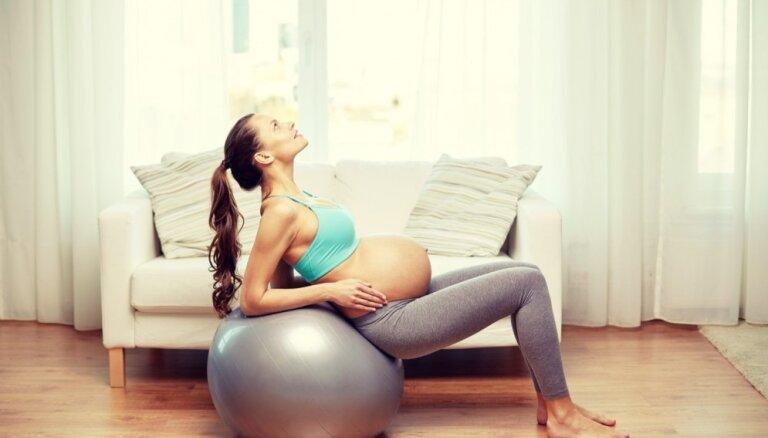 Kā palīdzēt mugurai grūtniecības laikā