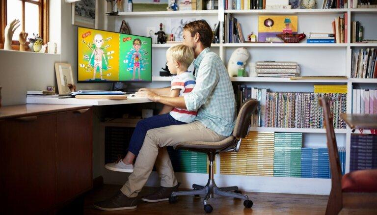 Pārlieka kontrole neder. Kā labāk sadarboties ar bērnu par laiku digitālajā vidē