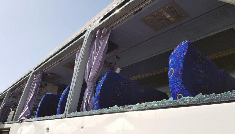 Ēģiptē sprādzienā netālu no Gīzas piramīdām ievainoti vismaz 16 cilvēki