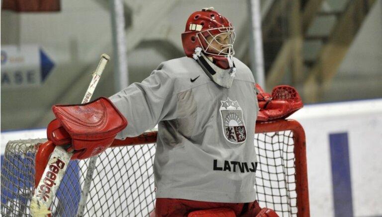 Latvijas izlases pirmajā treniņā piedalīsies 'Dinamo' hokejisti un jaunie spēlētāji