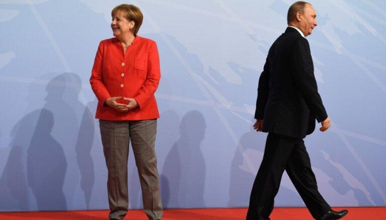 Почему на востоке Германии выступают за отмену санкций против России