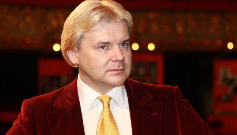 Andris Liepa kļuvis par Uzbekistānas Lielā teātra baleta trupas vadītāju