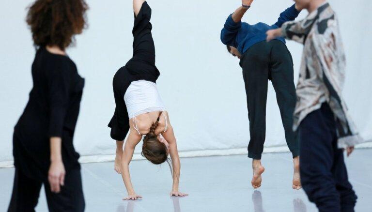 Rīgā notiks Eiropas dejas skolas P.A.R.T.S. atlases konkurss