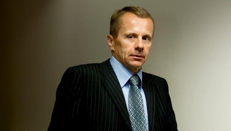 Igaunijas finanšu ministrs aicina apsvērt nosacījumus izstājai no eiro zonas