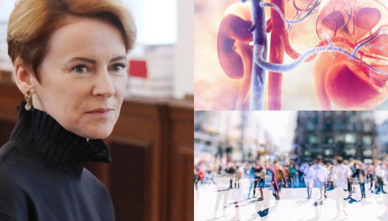 'Delfi plus': 100 dienas Golubevai, ierobežojumu gaidās un nieru veselība